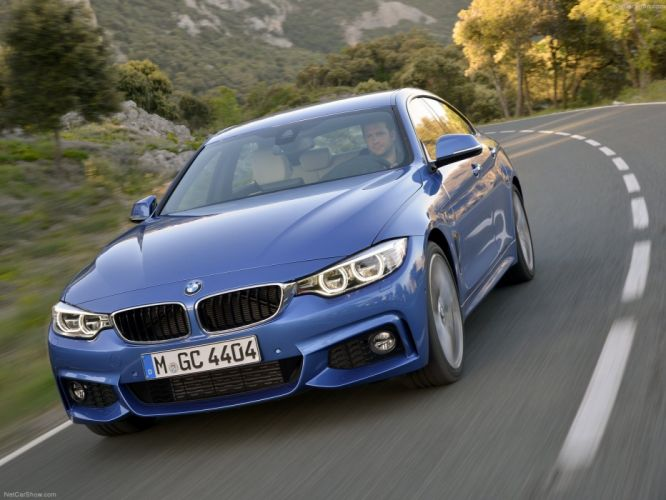 2014 BMW 428i Gran Coupe M-Sport wallpaper