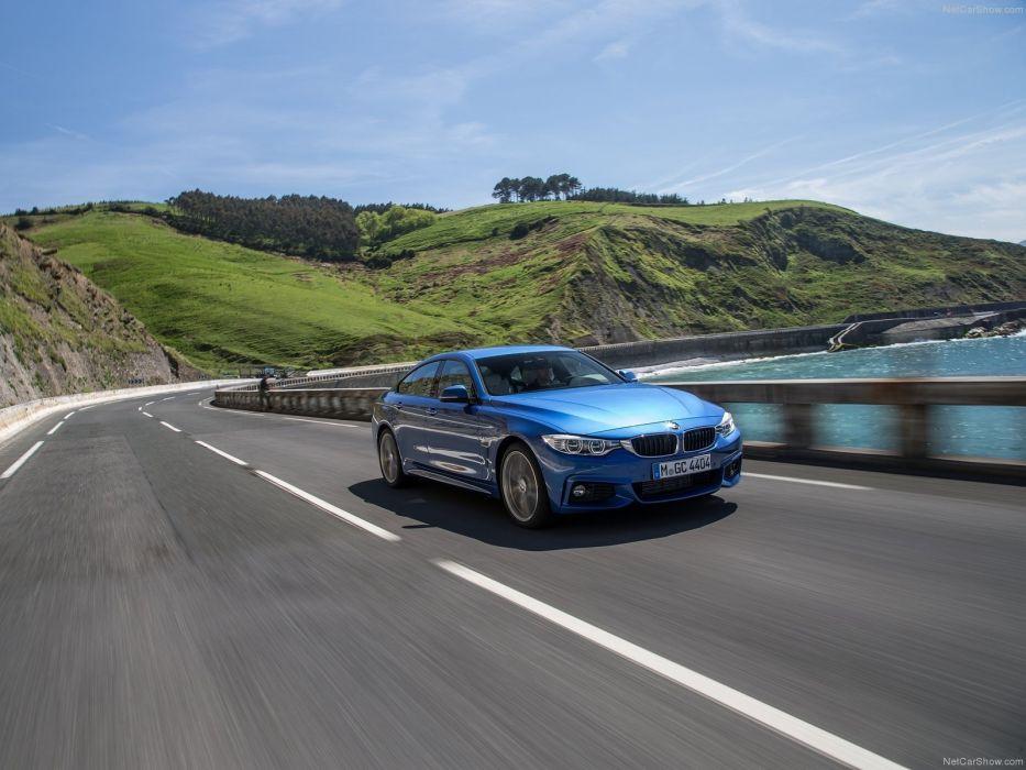 2014 BMW 428i Gran Coupe M-Sport  wallpaper