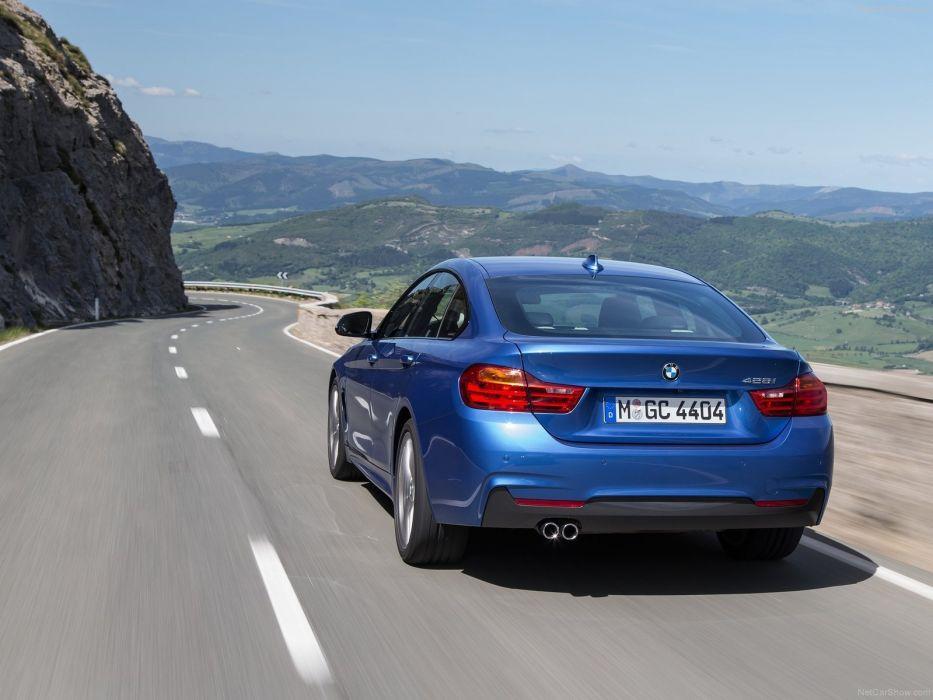 2014 BMW 428i Gran Coupe M-Sport wallpaper | 1600x1200 ...