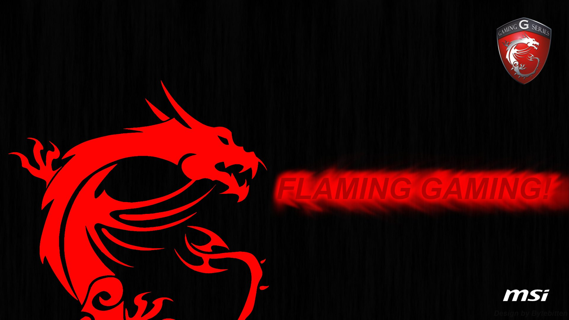 msi gaming wallpaper hd