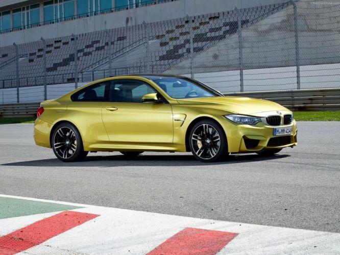 2015 BMW Coupe m 4 sportcar germany wallpaper