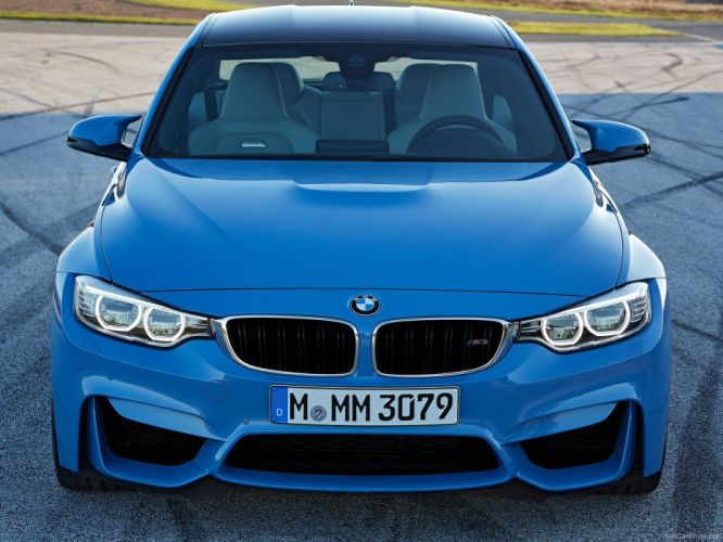 2015 BMW m 3 sedan sportcars germany wallpaper