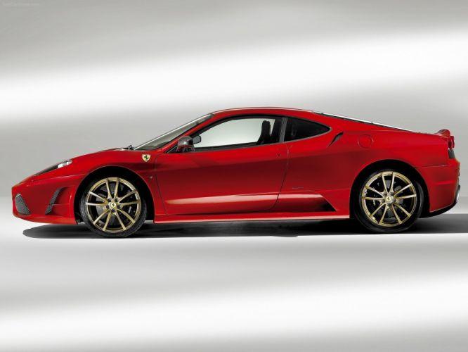2008 430 Ferrari scuderia Supercar supercars wallpaper