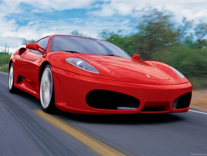 2005 F430 Ferrari Supercar supercars italian wallpaper