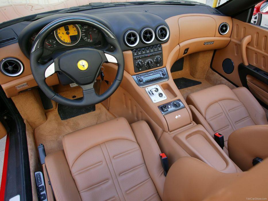 2005 575 575m Ferrari superamerica Supercar supercars wallpaper