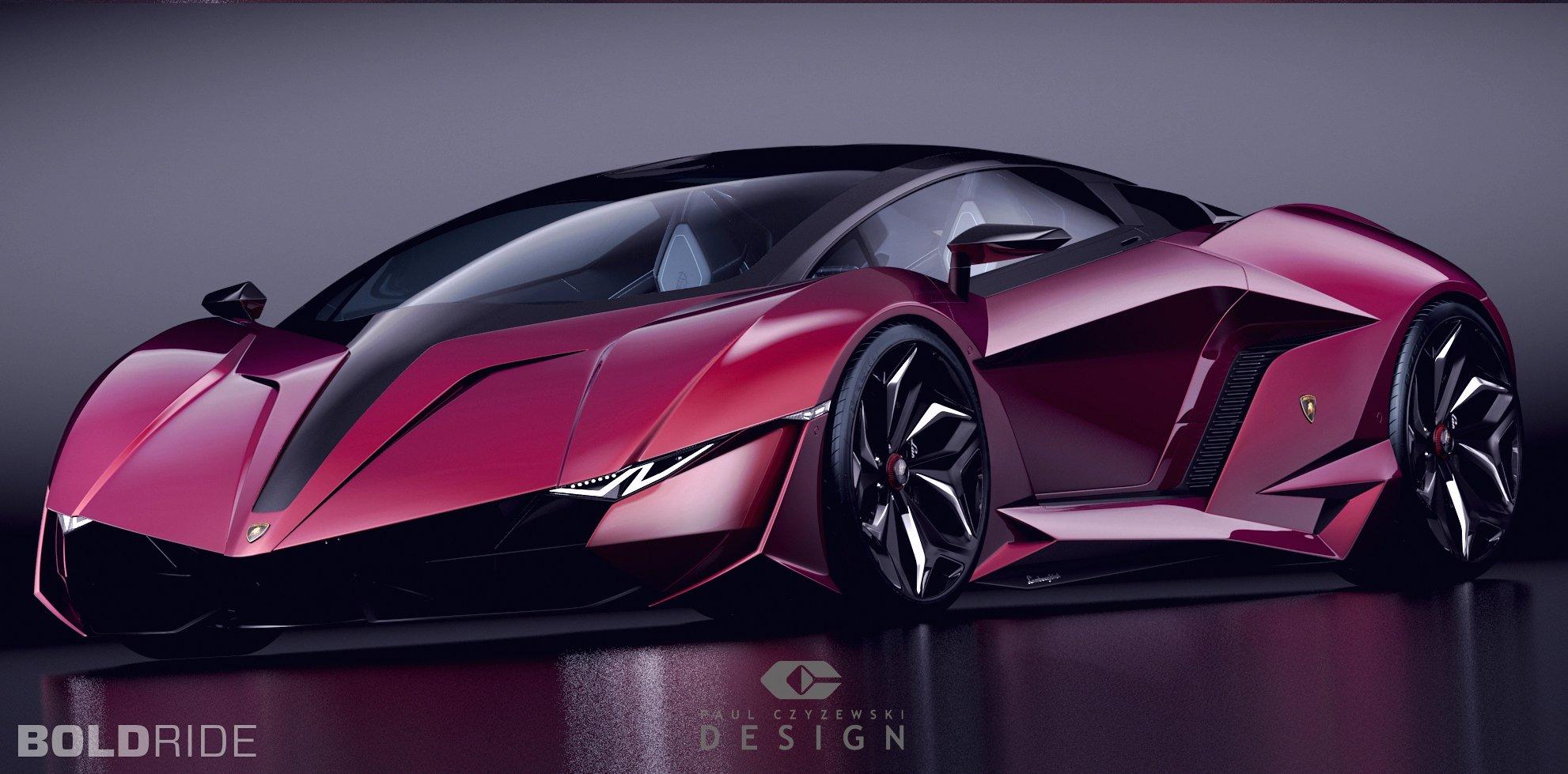 Lamborghini Resonare Concept Super Car Lamborghini Concept Cars 2014
