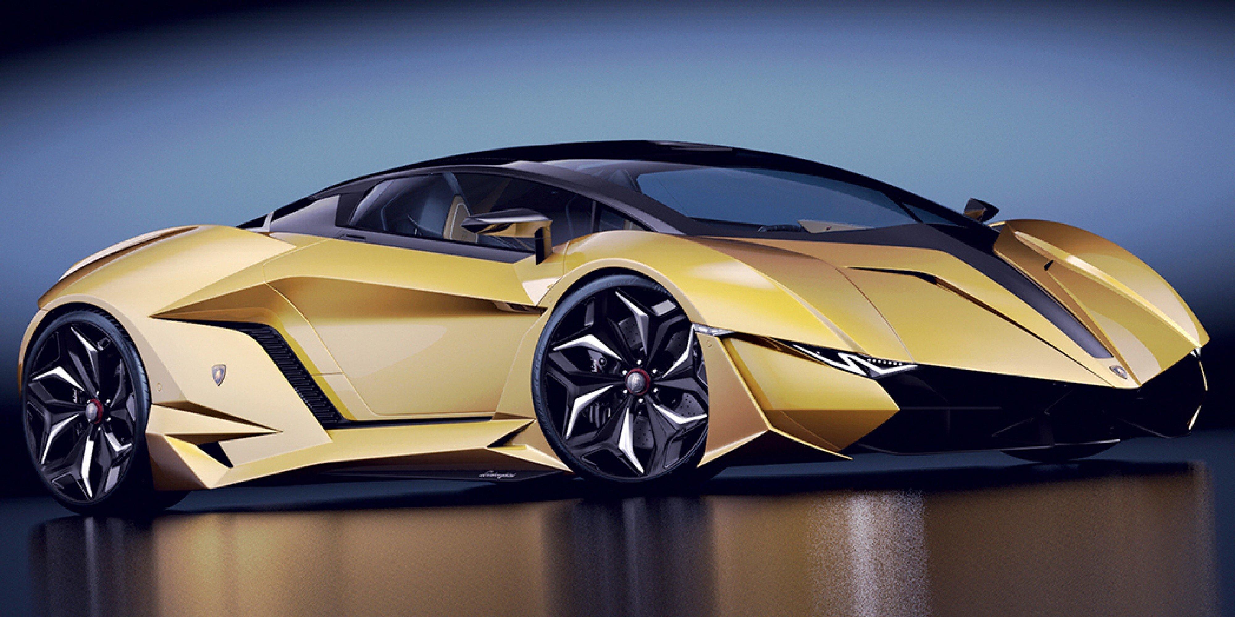 2014 car Concept Lambo...