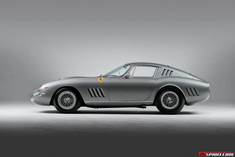 1964 Ferrari 275 GTB/C Speciale Scaglietti sportcars wallpaper