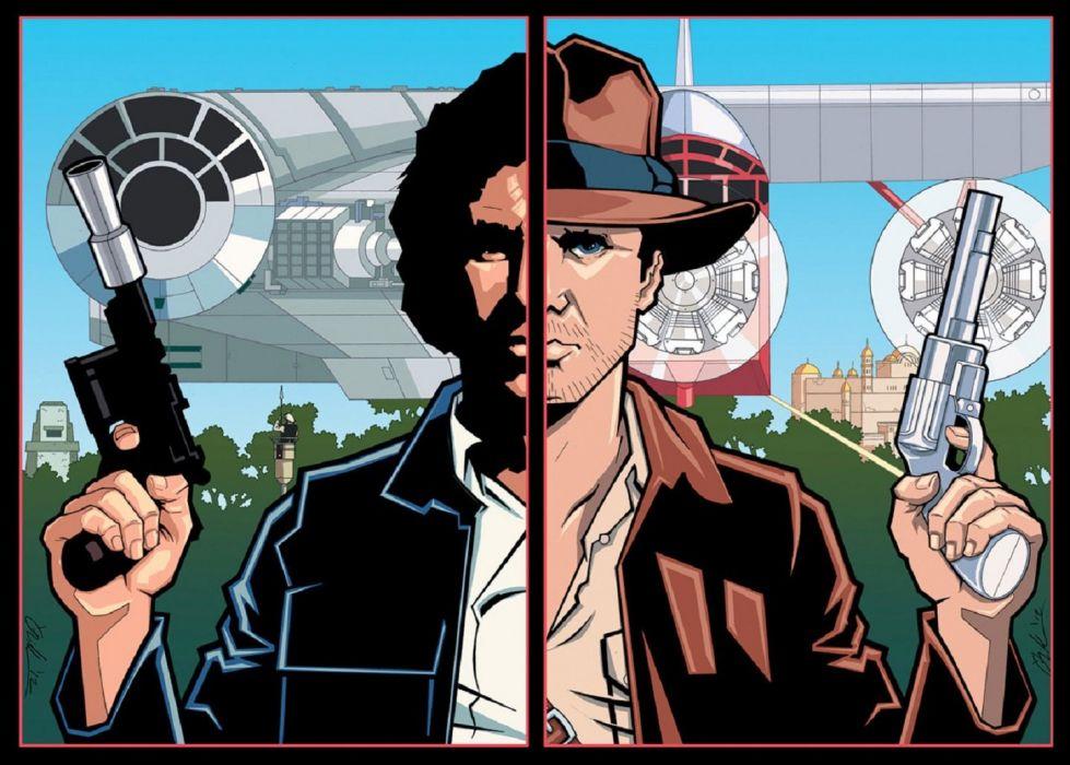 Harrison Ford wallpaper
