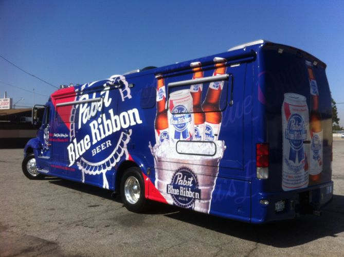 PABST BLUE RIBBON BEER alcohol (12) wallpaper