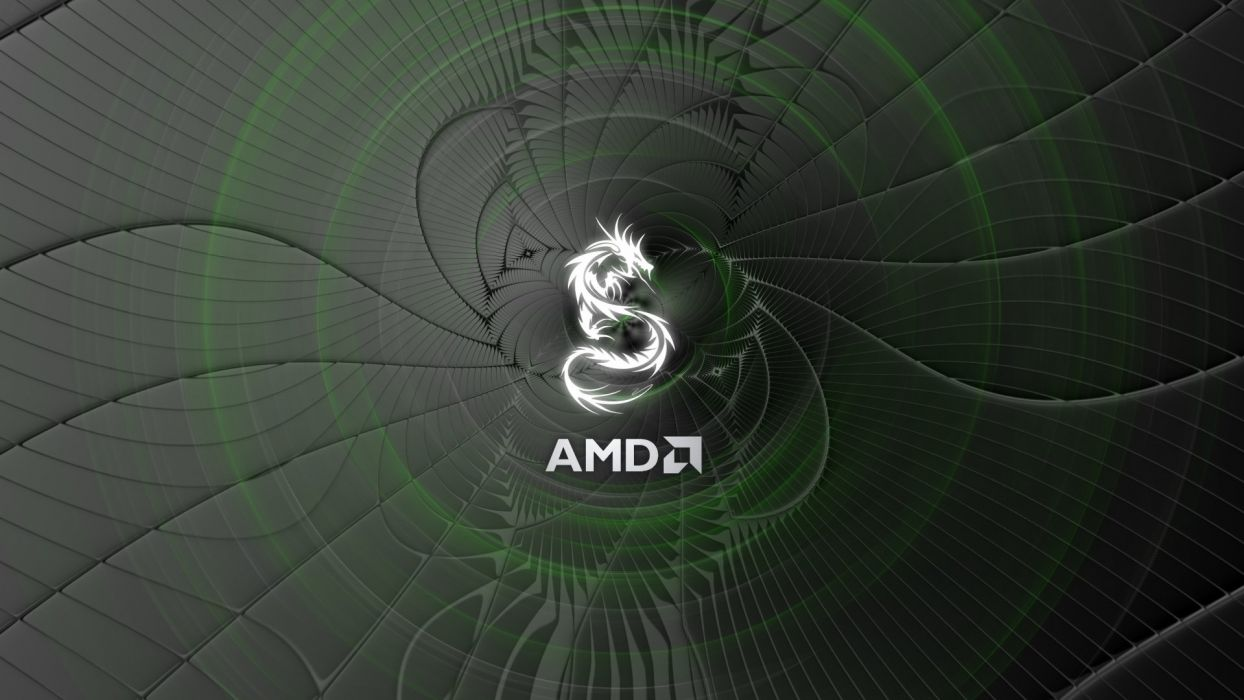 AMD computer gaming game graphics wallpaper