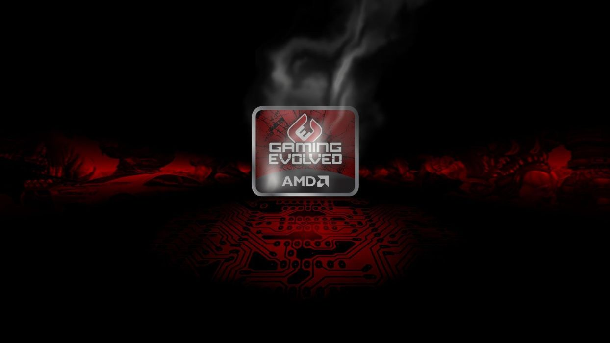 AMD computer gaming game graphics