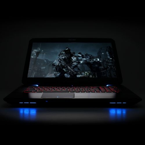 CYBERPOWER FANGBOOK Gaming Laptop game computer (3) wallpaper