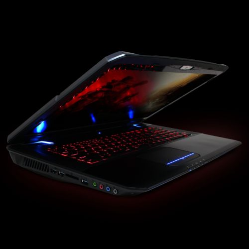 CYBERPOWER FANGBOOK Gaming Laptop game computer (4) wallpaper