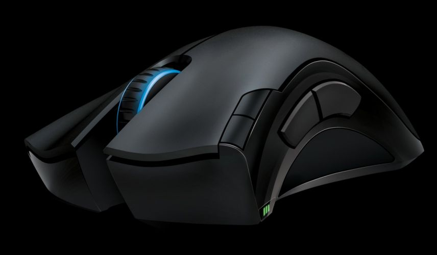 RAZER GAMING computer game mouse wallpaper