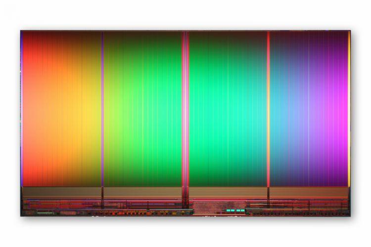 INTEL computer wallpaper