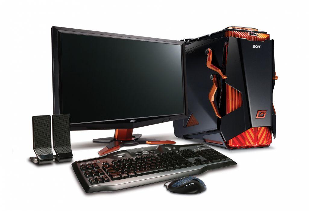 ACER ASPIRE PREDATOR GAMING desktop computer wallpaper