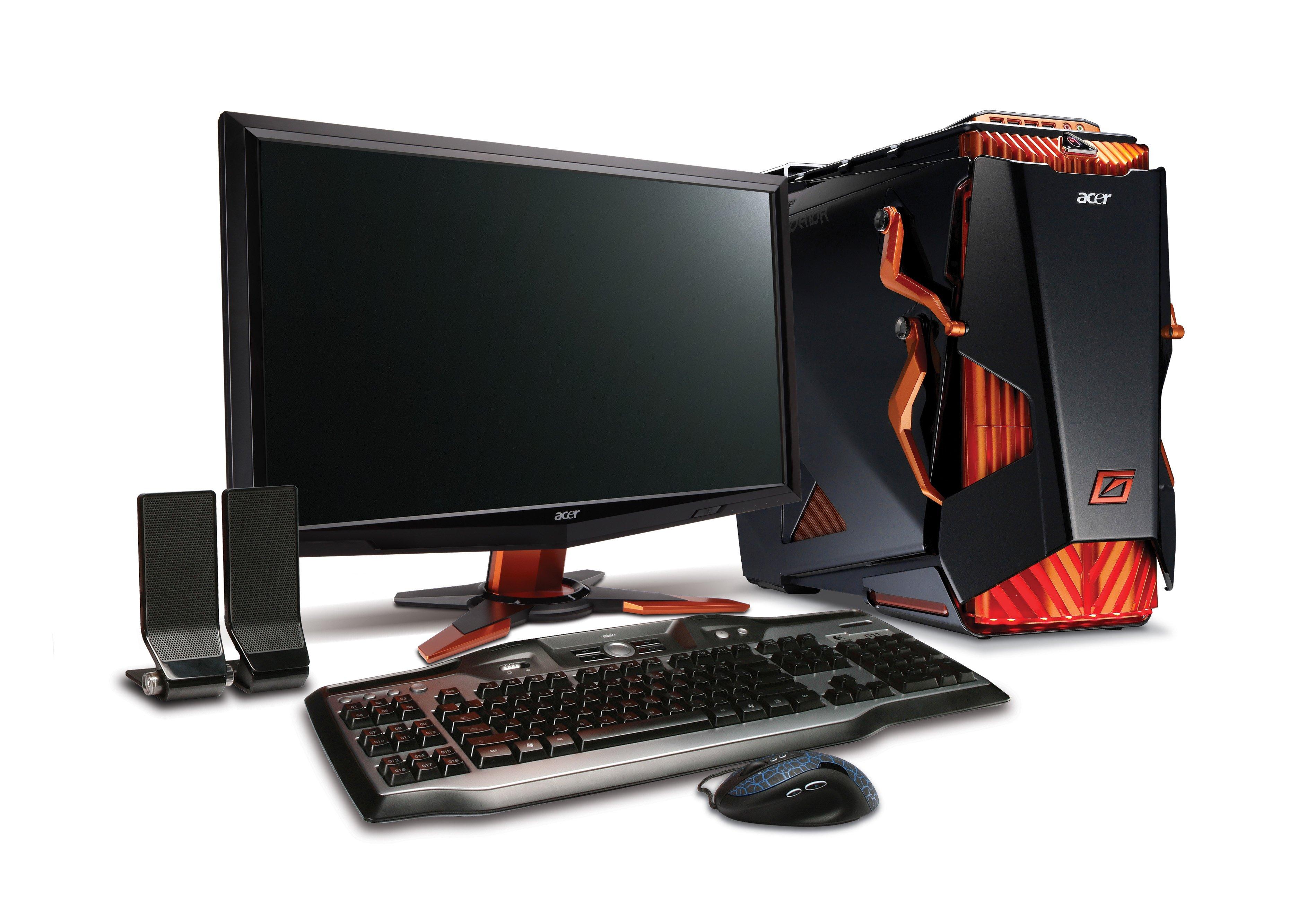 free gaming desktop