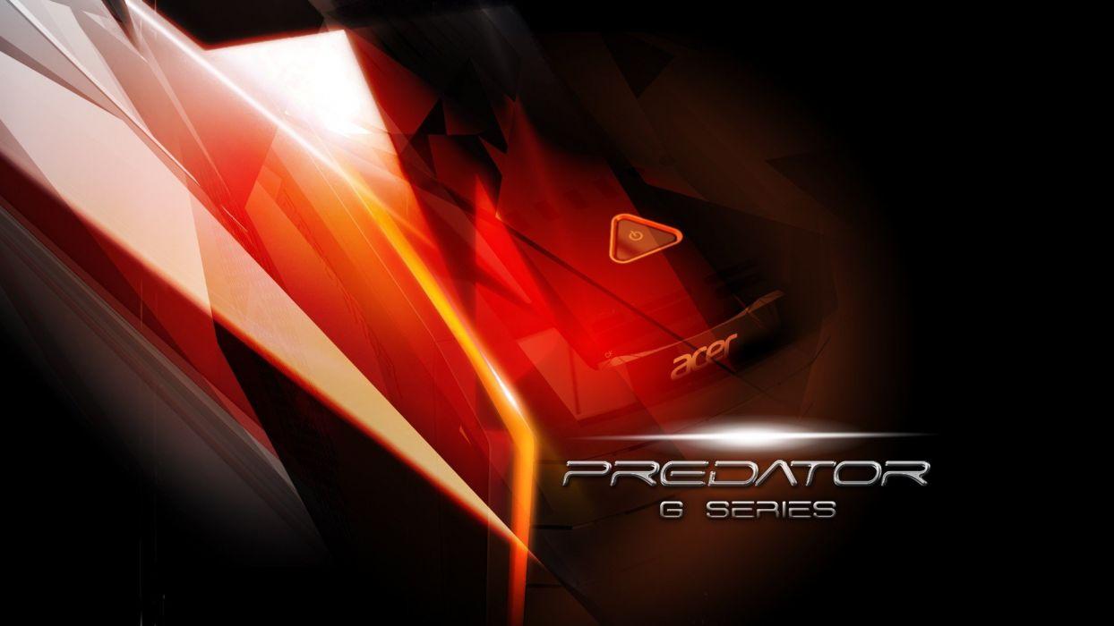 Acer Aspire Predator Gaming Desktop Computer Wallpaper 1920x1080