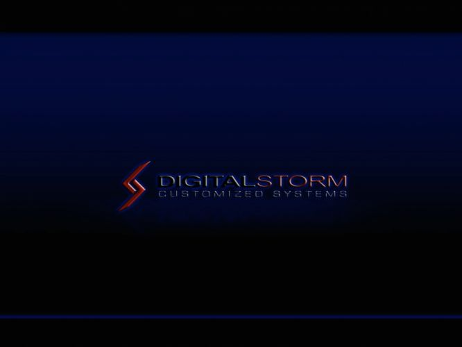 DIGITAL STORM GAMING desktop computer wallpaper