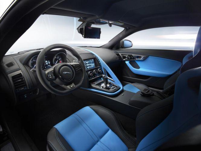 2014 Jaguar F-Type R Coupe Tour de France wallpaper