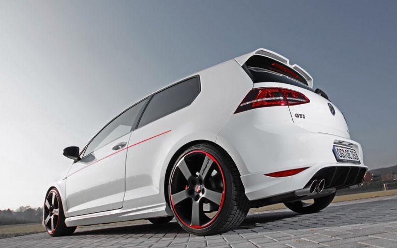2014 Oettinger Volkswagen Golf VII GTI wallpaper
