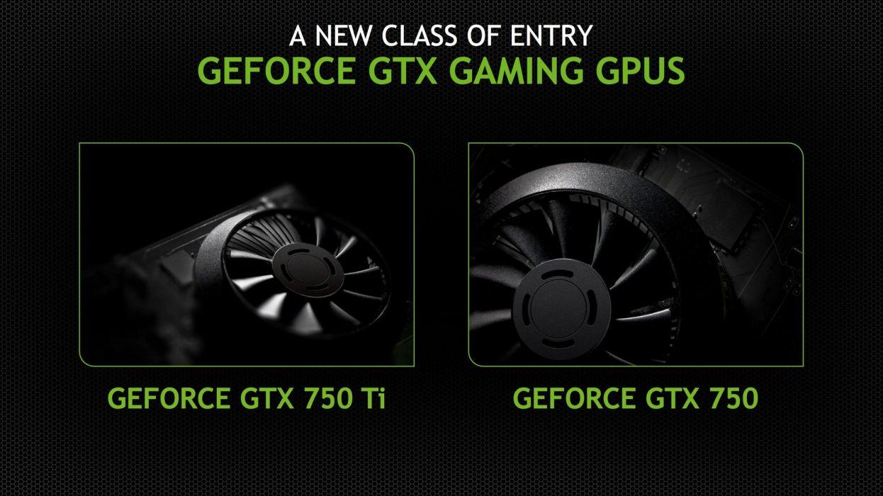 NVIDIA GEFORCE GTX gaming computer wallpaper