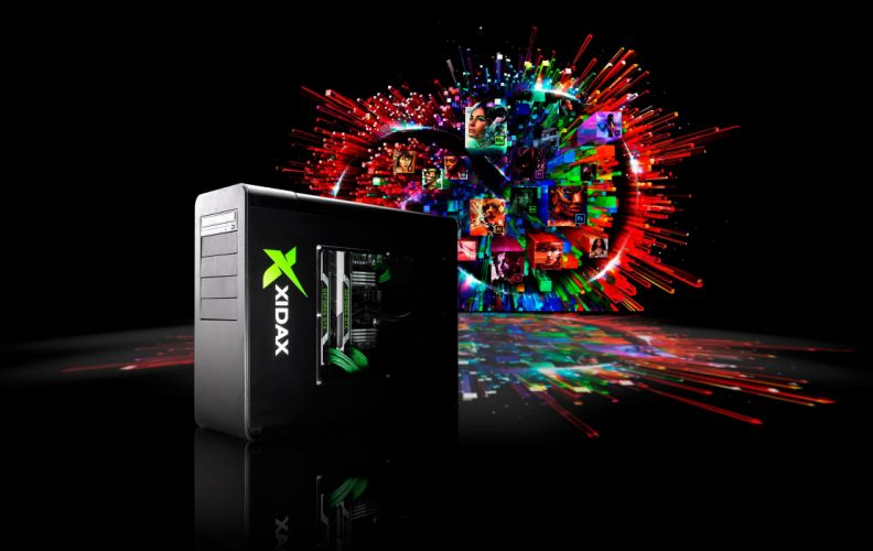 XIDAX GAMING desktop computer wallpaper