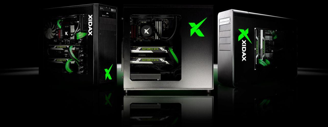 XIDAX GAMING desktop computer wallpaper
