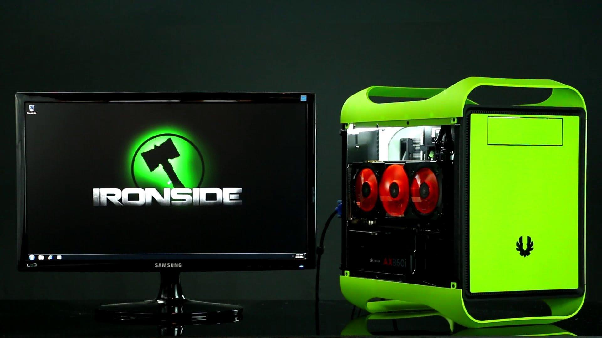 Ironside Gaming Computer Desktop Wallpaper 1920x1080 401275