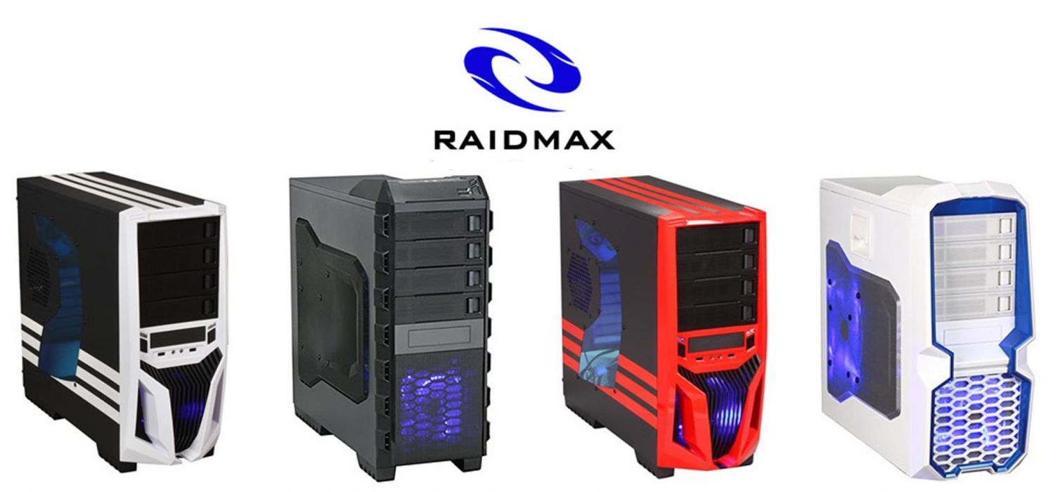 RAIDMAX GAMING deskiop computer wallpaper