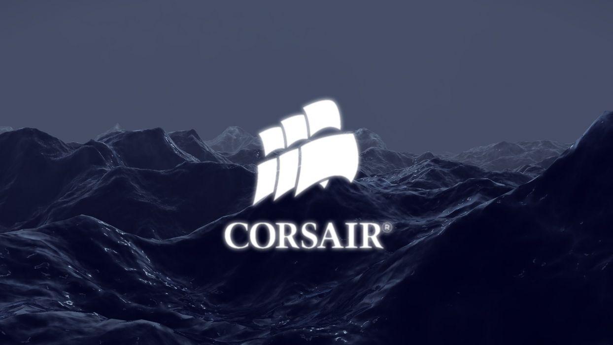 CORSAIR Gaming computer wallpaper