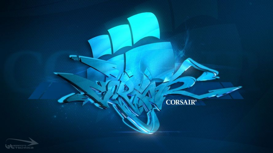 CORSAIR Gaming computer wallpaper