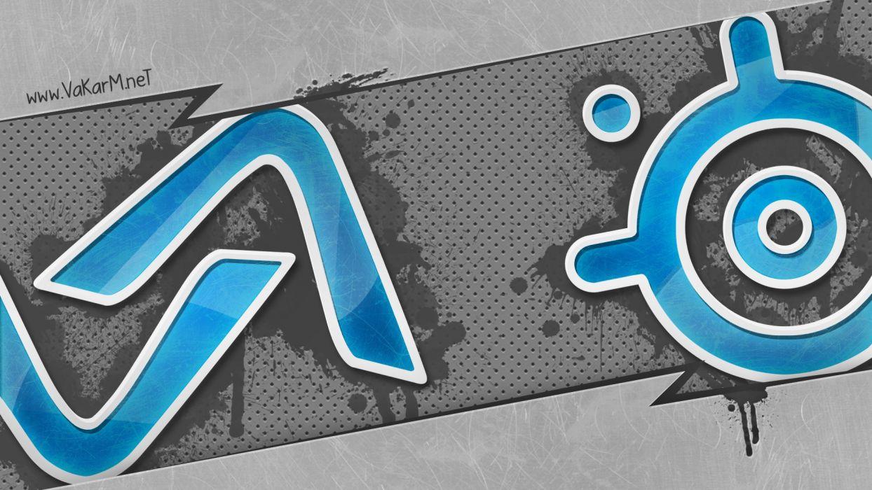 STEELSERIES Gaming computer  wf wallpaper