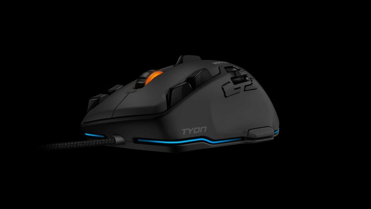 ROCCAT GAMING computer mouse  f wallpaper