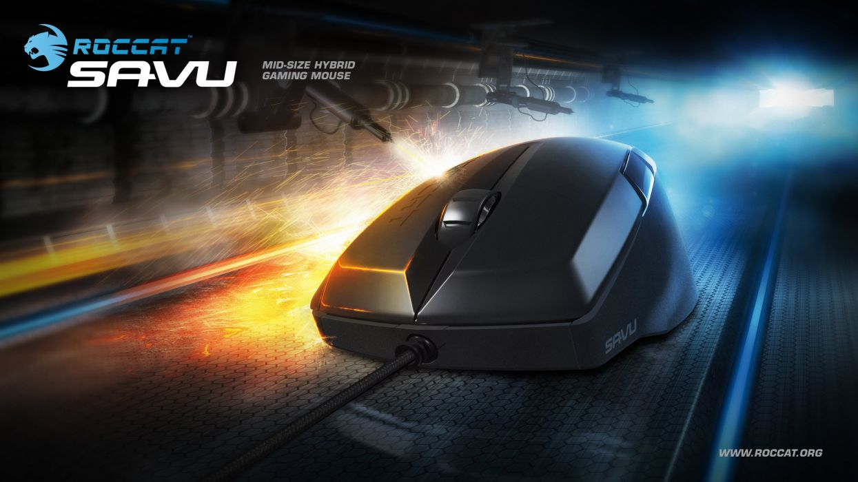 ROCCAT GAMING computer mouse  fg wallpaper