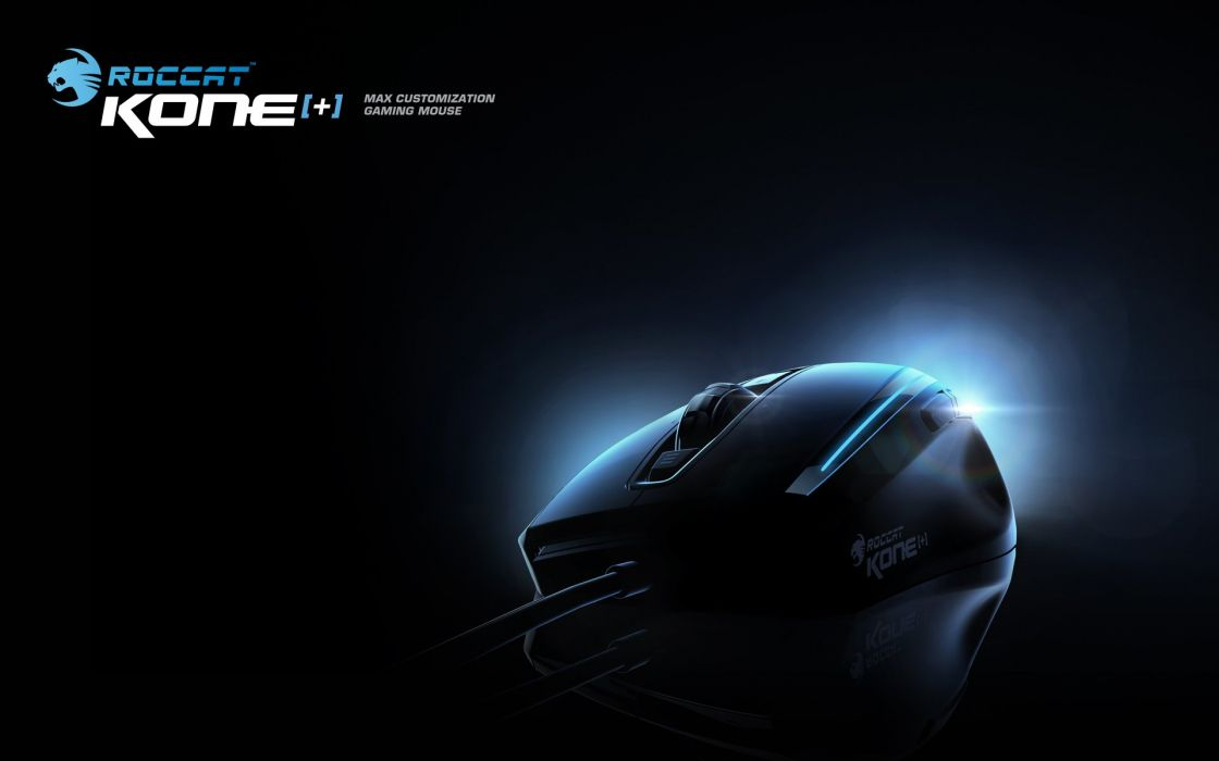 ROCCAT GAMING computer mouse   c wallpaper