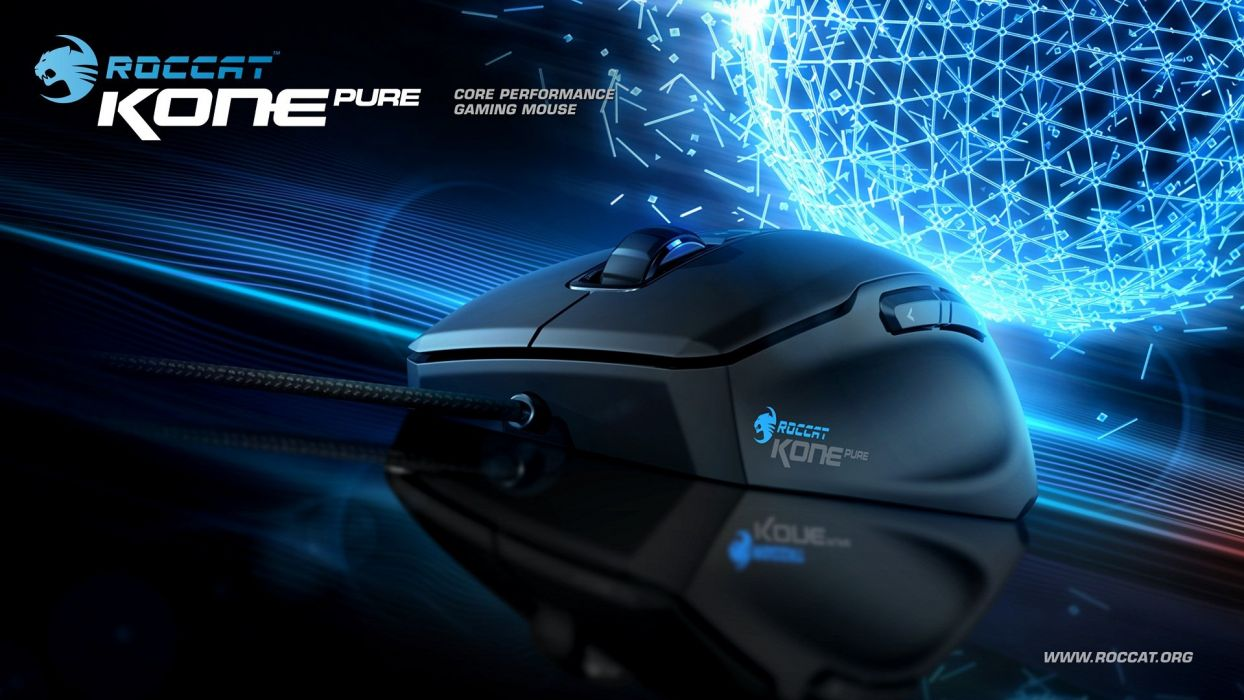 ROCCAT GAMING computer mouse   g wallpaper