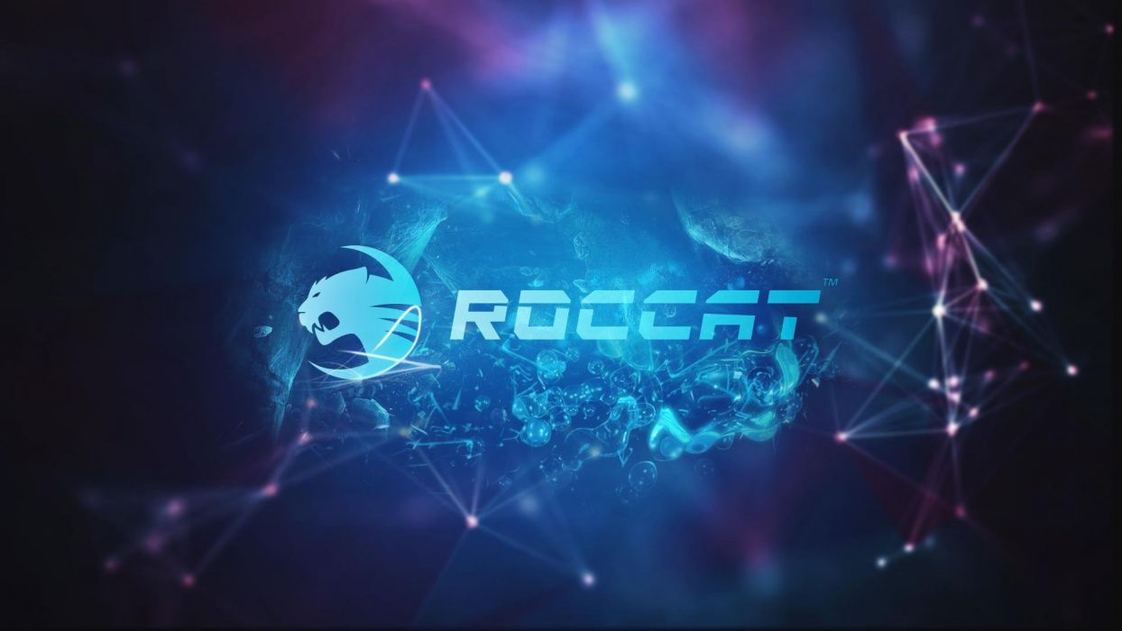 ROCCAT GAMING computer gd wallpaper