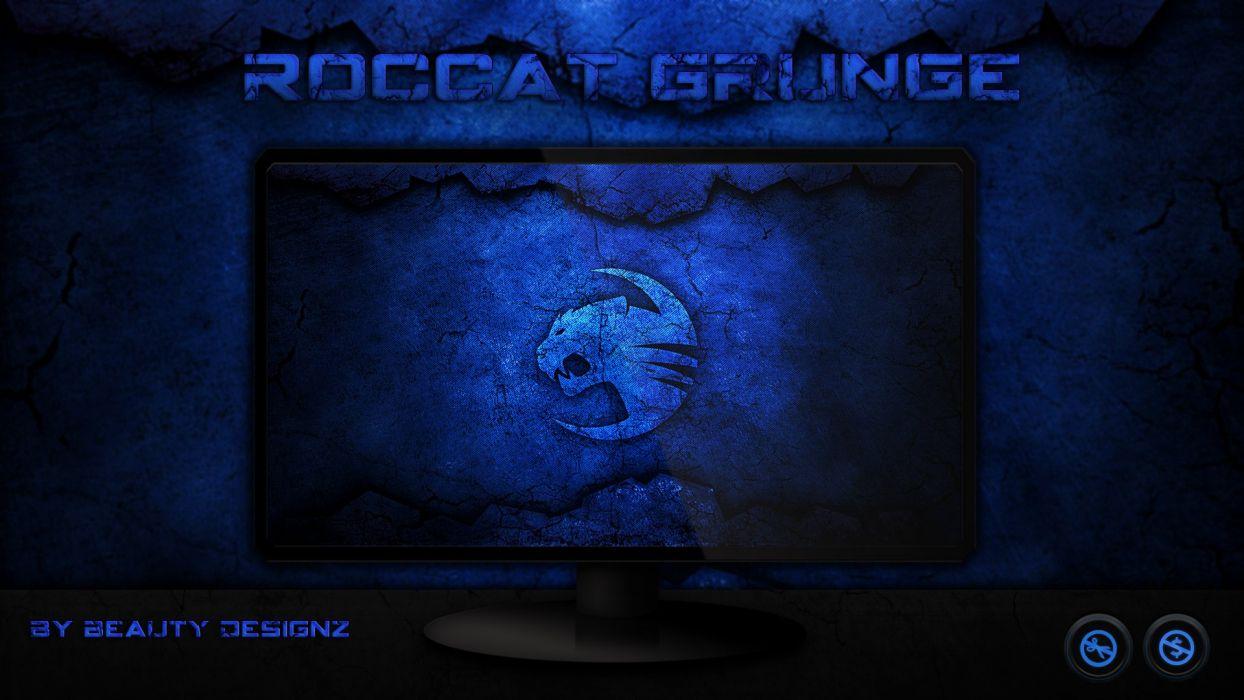 ROCCAT GAMING computer g wallpaper