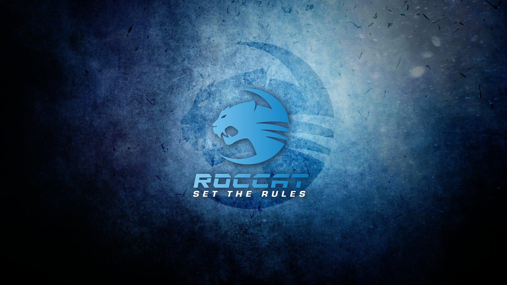 download roccat logo wallpaper - photo #8