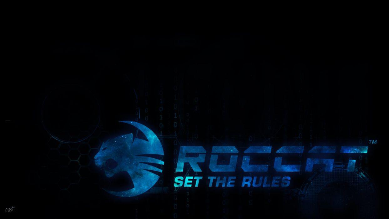 ROCCAT GAMING computer wallpaper