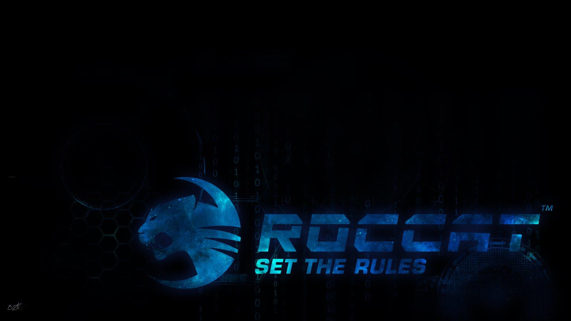 download roccat logo wallpaper - photo #4