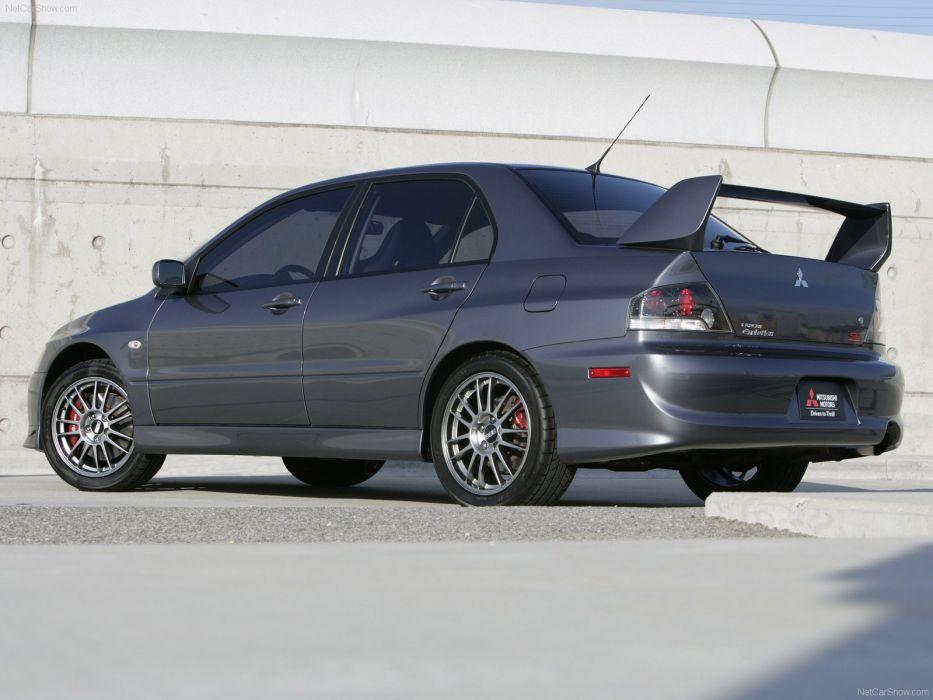 Mitsubishi Lancer Evolution IX SE 2006 sportcars wallpaper