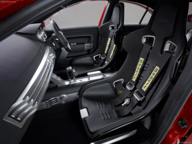 Mitsubishi Concept-X 2005 interior wallpaper