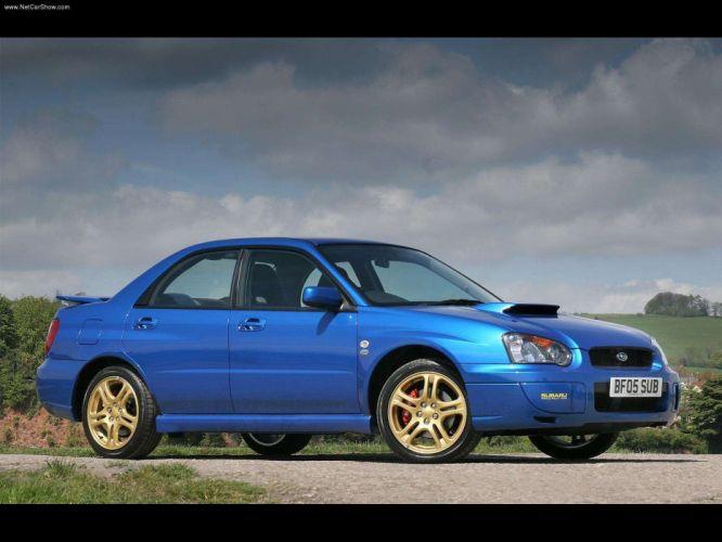 Subaru Impreza WRX 300 2005 sportcars wallpaper