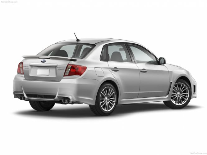Subaru Impreza WRX STi 2011 sportcars wallpaper