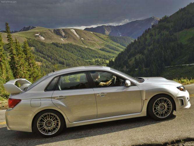 2011 impreza sportcars sti subaru wrx wallpaper