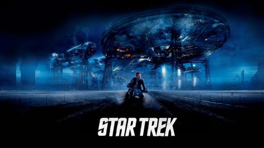Star Trek Kirk Enterprise wallpaper