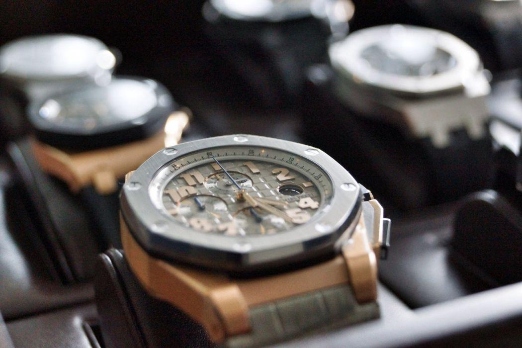 AUDEMARS PIQUET watch time clock (6) wallpaper